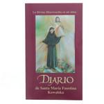 Diario de Santa Maria Faustina Kowalska - Divina Misericordia en mi Alma (Diary of St. Faustina in Spanish)