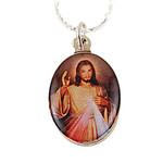 Divine Mercy Color Medal
