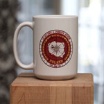 JPII Passport Stamp Coffee Mug