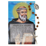 Benedict Chaplet w/ Prayer Card