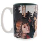 Virgin and Child Boticelli Mug thumbnail 4