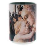 Virgin and Child Boticelli Mug thumbnail 5