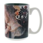 Virgin and Child Boticelli Mug thumbnail 6