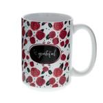 God Notes Grateful Mug