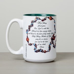 Our Lady of Guadalupe Hail Mary Mug thumbnail 1