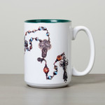 Our Lady of Guadalupe Hail Mary Mug thumbnail 3
