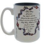Our Lady of Guadalupe Hail Mary Mug thumbnail 4