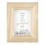 Grateful Heart Framed Art