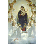Bouguereau Queen of the Angels Keepsake Box