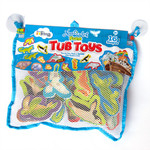 Noah's Ark Foam Tub Toys