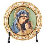 Madonna and Child Plaque