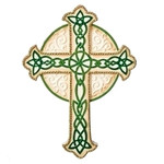 Celtic Knot Wall Cross thumbnail 1