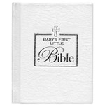 Baby's First Little Bible - White