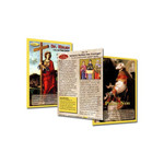 Holy Traders Set 6 Saint Trading Cards
