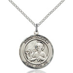 Sterling Silver St. Andrew the Apostle Pendant
