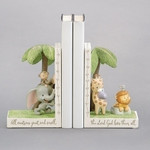All Creatures Great & Small Bookends