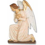 Angel Wall Plaque Hands Praying