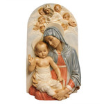 Mother & Child with Heaven Above Plaque - 38""