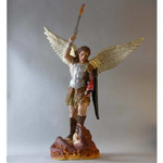 St. Michael with Sword Fire 38