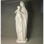 Bernese Mary and Child - 60""
