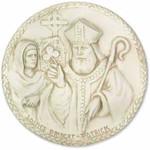 Saint Bridgette/ Patrick Plaque thumbnail 1