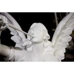 Angels Trumpet Statue
