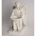 Angel With Dish Statue thumbnail 1
