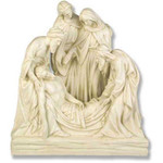 Stations of the Cross Statues, Antique Stone Finish thumbnail 14