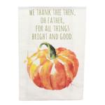 All Good Gifts Pumpkin Dish Towel