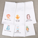 """""""Bless Us O Lord"""" Napkins for Kids"""
