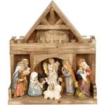Christmas Pageant Nativity Set, 12 Piece