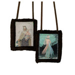 """Divine Mercy Scapular with 22"""" Cord"""