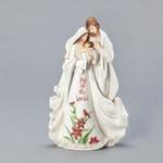 Joy to the World Holy Family Statue