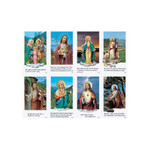Ultima Series Personalized Prayer Card (Priced Per Card) thumbnail 1