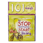 Box of Blessings 101 Ways to Stop Worrying