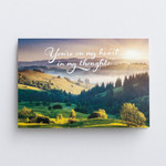 Box of Nature Scenes Praying for You Greeting Cards - Set of 12