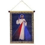 "Divine Mercy Tapestry - 11"""