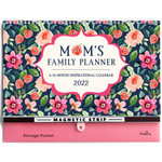 2022 Mom's Floral Family Planner