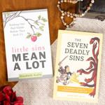 2 Gift Set - Little Sins Mean A Lot & The Seven Deadly Sins