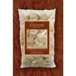 """1-3/8"""" White Communion Hosts with Cross, Box of 1000"""