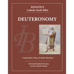Deuteronomy Ignatius Catholic Study Bible