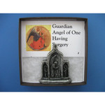 Guardian Angel for Surgery Mini Triptych