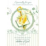 Confirmation Greeting Card - Boy thumbnail 1