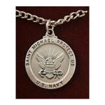 Saint Michael US Navy Medal thumbnail 1