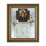 House Blessing w/ Gold Frame