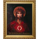 For God So Loved the World Framed Print, Standard Frame