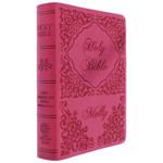 Personalized Damask Bible