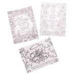 Psalms in Color - Coloring Cards thumbnail 2