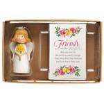 Friendship Angel Figurine with Prayer Card thumbnail 1