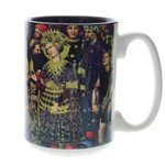 Adoration of the Magi Mug thumbnail 5
